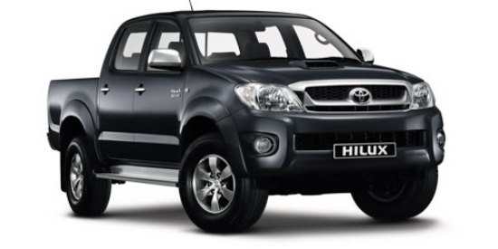 Toyota Hilux 2005 onwards