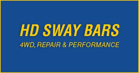 SuperPro sway bars