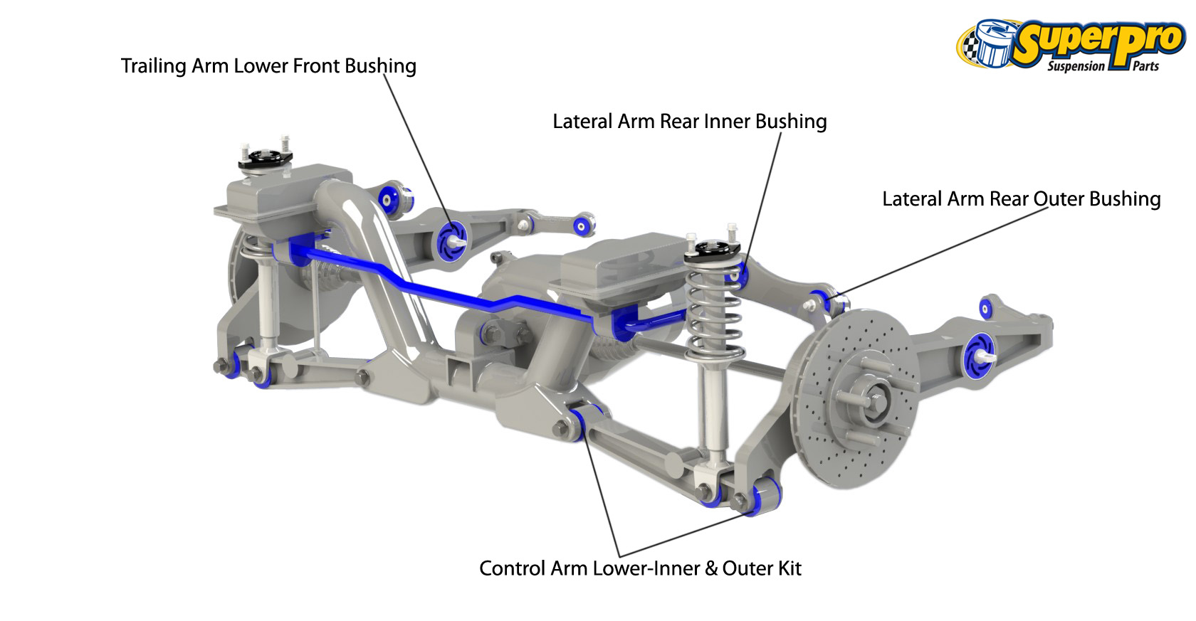 R on Honda Element Rear Suspension Diagram