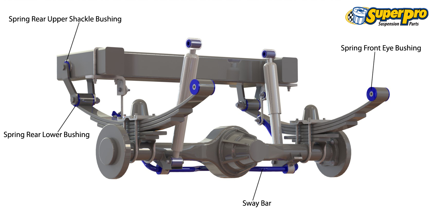 heavy truck suspension diagram  heavy  get free image