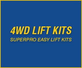 SuperPro 4WD Lift Kits